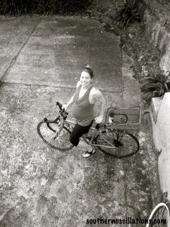 à vélo 33 semaines